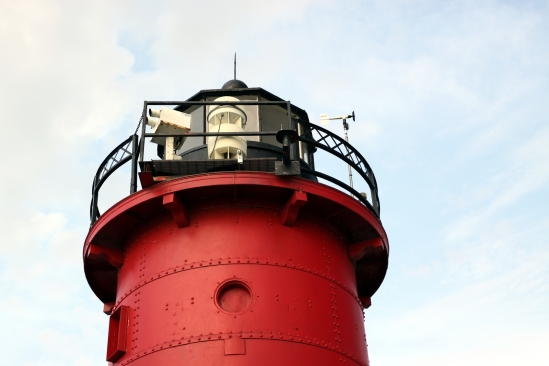 Lighthouse in St. Joseph Michigan